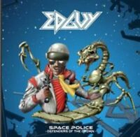 Space Police: Defenders of the Crown Edguy CD JEWELCASE