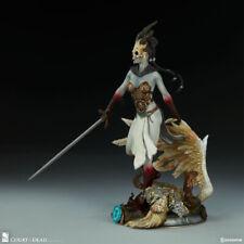 Sideshow Court of The Dead  Kier - Valkyrie's Revenge figure- statue