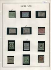 Canal Zone mint & used collection