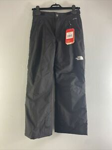 NWT The North Face Boys' Freedom Insulated Pant, TNF Black Size L