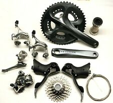 Shimano Ultegra 6700 / 6600 2x10 Speed Compact COMPLETE Bike Groupset Build Kit
