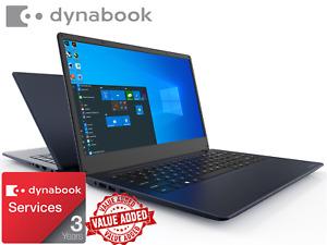 "Dynabook 14"" C40-H Laptop Satellite Pro FHD i5 Gen10 512GB SSD 16GB RAM Win10P"