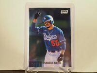 2020 Topps Stadium Club Chrome Base Card Mookie Betts Los Angeles Dodgers LA
