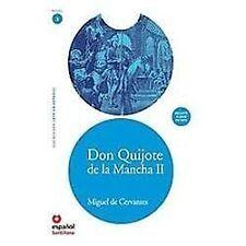 Don Quijote de la Mancha II + CD (Leer en Espanol) (Spanish Edition)-ExLibrary