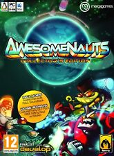 Awesomenauts: Special Edition (PC DVD) NEW & Sealed