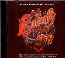 CD (NEU!) . Roger Glover: BUTTERFLY BALL (Dio Glenn Hughes David Coverdale mkmbh