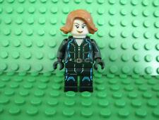 NEW Lego Black Widow minifig   Marvel Super Heroes