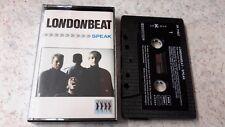 LONDONBEAT - SPEAK CASSETTE 1988