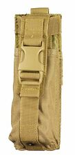 New Tan MOLLE Webbing Mag Pouch for Pistol SMG MP5 Magazine or Silencer