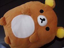 RILAKKUMA PLUSH - SAN-X - STUFFED ANIMAL TOY DOLL - AUTHENTIC JAPAN - NWT