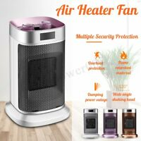 🔥 220V 1800W Electric Air Ceramic Heater Fan House Office Warm Winter Desktop