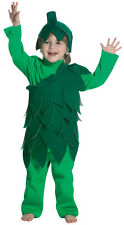 Green Giant Sprout Food Unisex Toddler Costume 3-4T