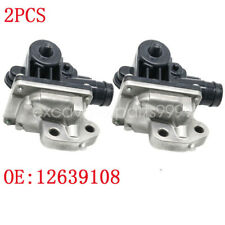 2Pcs Check Valve 12639108 For Buick LaCrosse Chevy Equinox GMC Terrain 2013-2015