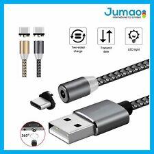 Câble de charge Type C résistant magnétique 1M Doré pour Samsung Galaxy Tab S5E