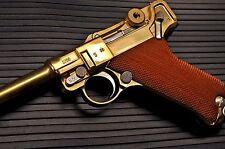 Marushin full metal replica Luger P08!! MGC TRC RMI HUDSON TANAKA