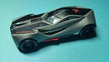 Urban Agent - Hot Wheels 2009 - Silver and Black - Die Cast 1:64