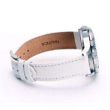 Cinturino Originale Pelle Nautica A12568G bianco con Fibbia
