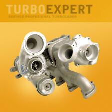 Turbolader BiTurbo MERCEDES SPRINTER 215 CDi 315CDi 110kW 150PS KOMPLETT