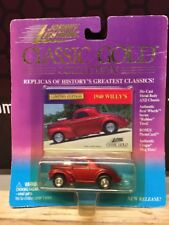 Johnny Lightning 1940 Willy's Limited Edition Classic Gold Collection From 1999