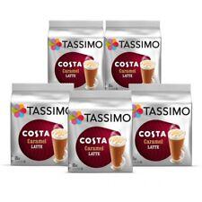 Tassimo Costa Café Caramelo T-DISC vainas de cápsulas de café Bebidas Envase De 5, 40