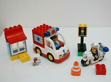 LEGO DUPLO Ambulance and Police sets (10527 & 5679) - Retired sets