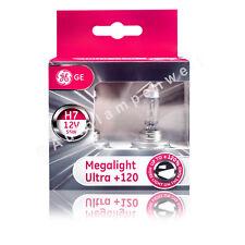 GE Megalight Ultra H7 Halogen Plus 120% DuoPack 2 Stück