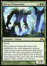 SYLVAN PRIMORDIAL NM mtg Gatecrash Green - Creature Avatar Rare