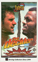 1996/97 Futera Cricket Decider Cards 1st Day Issue Factory Box (36 Packs)-RARE!