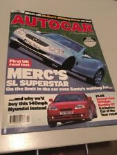 November Autocar Transportation Magazines