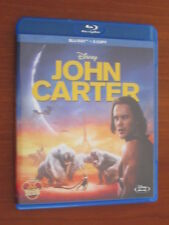 """ JOHN CARTER "" BLU RAY DISC + ECOPY WALT DISNEY COME NUOVO"