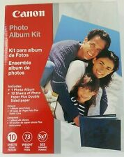 Canon Photo Paper Plus Double Sided Album Kit 5x7 (0041B005)  NEW ~ SEALED