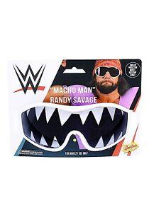 WWE Macho Man Sunglasses Teeth