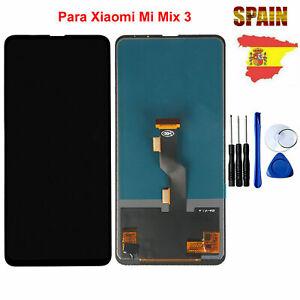 Para Xiaomi Mi Mix 3 Pantalla LCD Táctil Screen Touch Digitizador Asamblea+Tools
