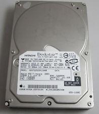 "Hitachi Apple 250GB SATA 7200rpm 3.5"" Desktop PC hard drive HDD 13G0906 13G0907"