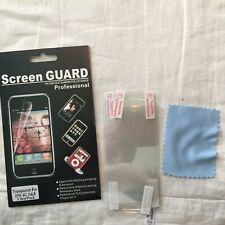 iPhone 3G/3GS  Tempered Glass Screen Protector