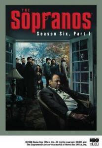 Sopranos: Season Six - Part 1 [DVD] [1999] [Region 1] [US Import] [NTSC], Good D