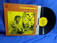 """Five Easy Pieces"" OST LP Epic KE 30456 Jack Nicholson"