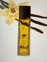 Rare Discontinued '90 •  Clochard  edt splash 35 ml left of 50 ml  women perfume