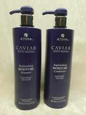 Alterna Caviar Replenishing Moisture Shampoo and Conditioner 16oz NEW