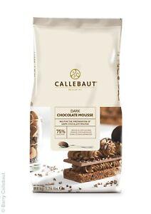 Callebaut Dark Chocolate Mousse Powder - 800g