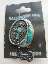 Disney Halloween 2016 Haunted Mansion Lock And Key Opera Singers LE 5000
