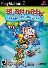 Ed, Edd n Eddy: The Mis-Edventures PS2 New Playstation 2
