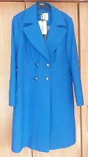 L@@K NWT SIZE 18 JASPER CONRAN DEBENHAMS STUNNING LOVELY WARM WINTER COAT £129