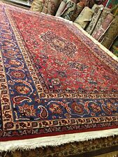 persian rug hand made old