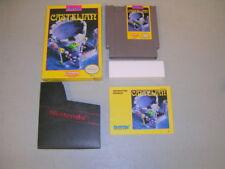 CASTELIAN (NES Nintendo 8-Bit) Complete in Box CIB