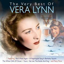 VERA LYNN - THE VERY BEST OF - 2 CDS - NEW!!