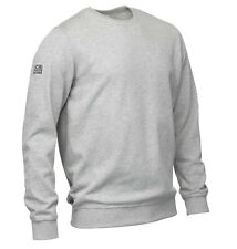 JCB Trade Long Sleeve Base Layer Work Wear Crew Neck T Shirt Top Blue /& Grey