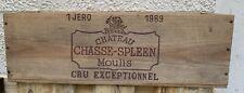 Château Chasse-Spleen 1989 6L (LEER)