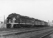 BB405 RP 1971 SCL SEABOARD COAST LINE RAILROAD ENGINE #586 ALEXANDRIA VA