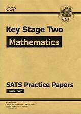 New KS2 Maths SATs Practice Papers: Pack 5 (for the 2017 Tests and Beyond) by...